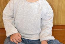 大人の服を子供用ロングTシャツにリメイクした話 2枚目