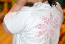 ライブTシャツを子供用にリメイクした話 3枚目