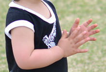 ライブTシャツを子供用にリメイクした話 4枚目