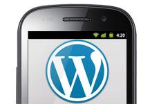 アンドロイドでも手軽にブログ編集できる、WordPress for Android
