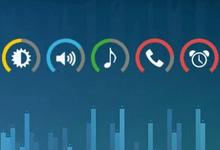 各音量を一覧表示で操作できるAndroidアプリ、Slider Widgetがすごく良い
