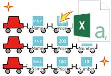 ExcelVBAでクラスモジュールを活用してCSVファイルをコレクションに格納する
