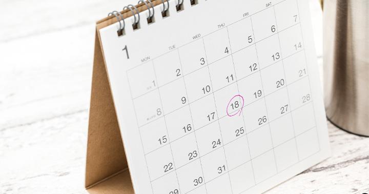 PHPで前月、次月への遷移ボタンを実装したカレンダーを作る